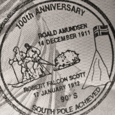 The Push to the South Pole